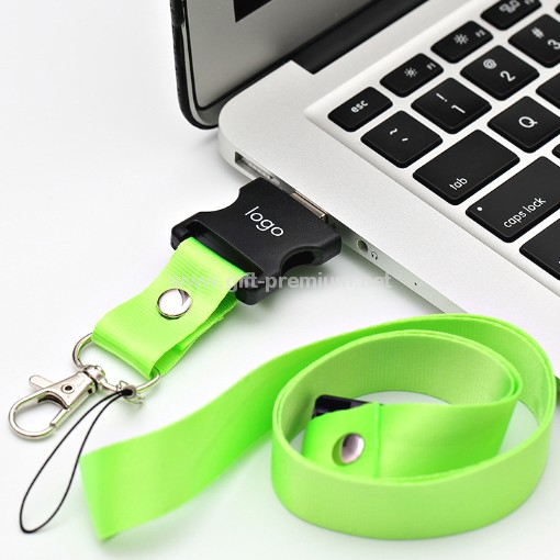 Neck Strap USB Flash Drive