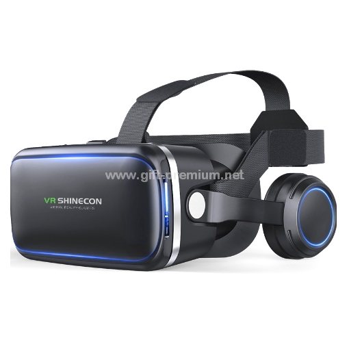 VR Box with Earphone